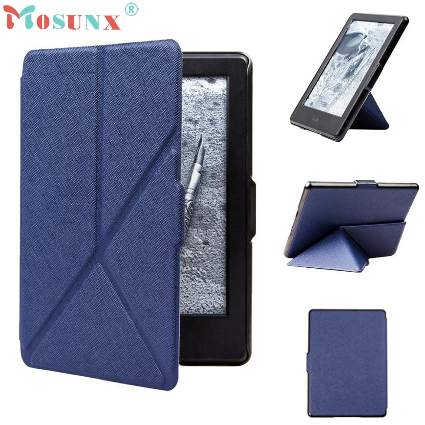 Smart Ultra Magnetic Case Cover For Amazon Kindle (8th Generation) 6 inch N0117 magnetic case for new kindle 8th generation 2016 6 inch ebook smart sleep pu leather amazon cover ultra slim thin film pen