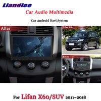 Liandlee Car Android System For Lifan X60 / SUV 2011~2018 Radio Video BT GPS Navi MAP Navigation HD Screen Multimedia No CD DVD