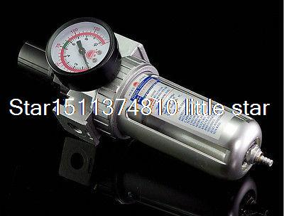 SFR-300 PNEUMATIC AIR FILTER REGULATOR BSP 3/8 epman universal 3 aluminium air filter turbo intake intercooler piping cold pipe ep af1022 af