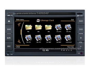 For Nissan Pathfinder 2006~2010 - Car GPS Navigation DVD Player Radio Stereo TV BT iPod 3G WIFI Multimedia System image