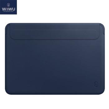 Neueste Laptop Hülse Fall für MacBook Pro 13 A2338 M1 A2159 A2289 PU Leder Laptop Carry Sleeve für MacBook Pro 16 fall A2141 1