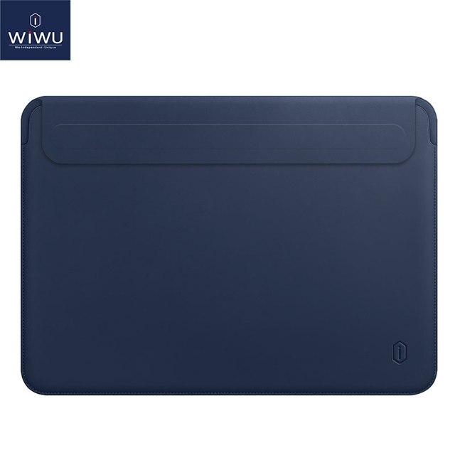 הכי חדש מחשב נייד שרוול מקרה עבור MacBook Pro 13 A2159 A1989 A2289 עור מפוצל מחשב נייד לשאת שרוול עבור macbook Pro 16 מקרה a2141