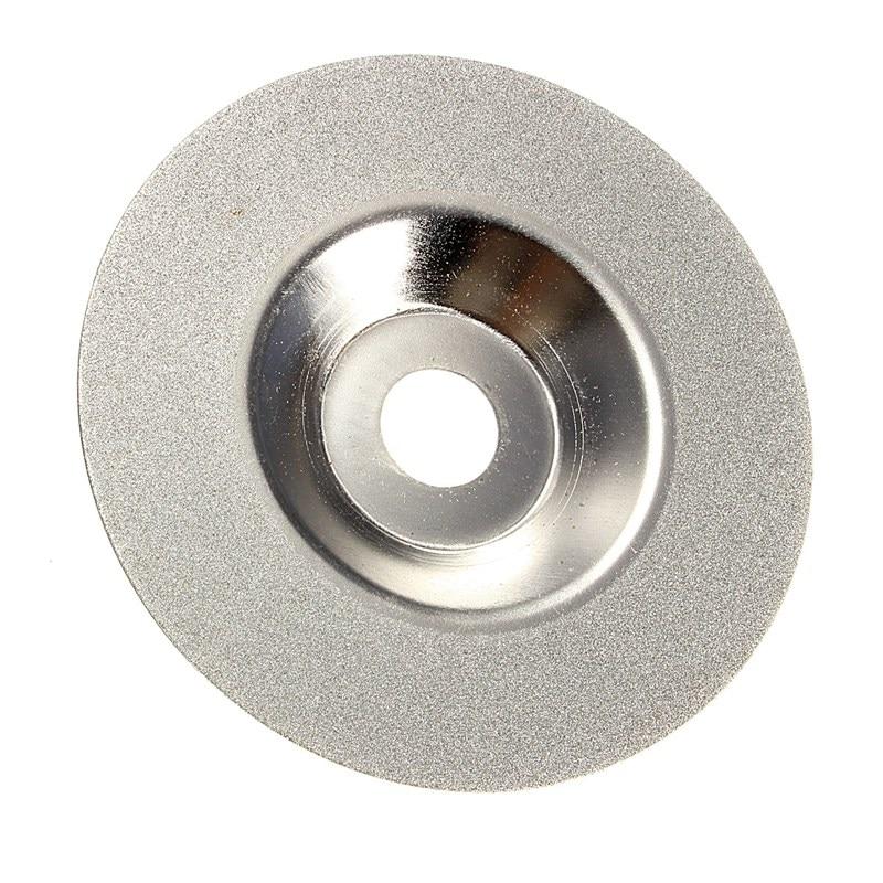 100mm 4 inch Diamant gecoate Slijpen Polijsten Slijpschijf Zaagblad - Schurende gereedschappen - Foto 6