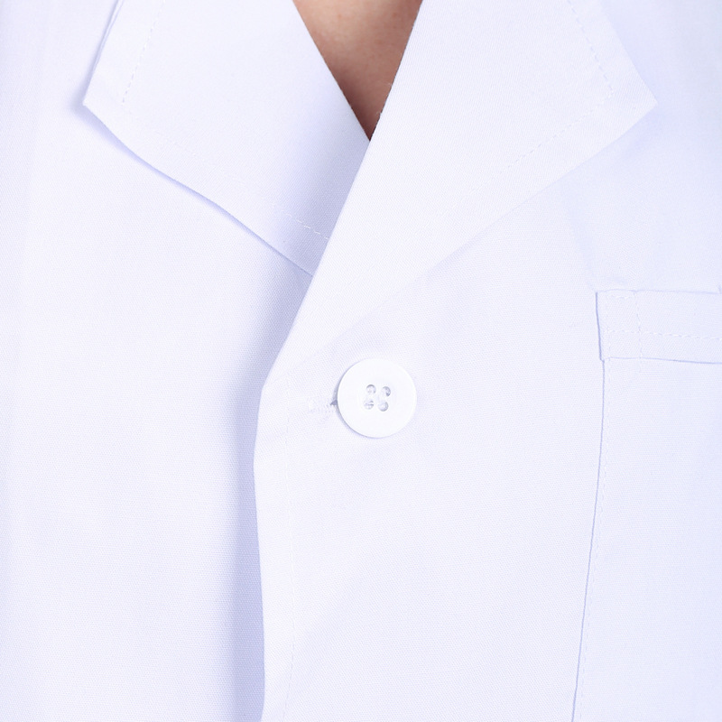 Белая короткая женская униформа для медсестры, больничная медицинская униформа, одежда, скрабы, униформа для гостиничного бизнеса, женские лабораторные пальто, униформа 90