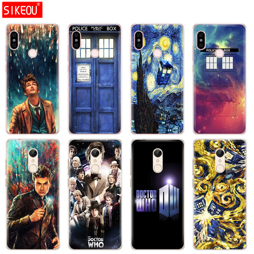 Phone Bags & Cases Half-wrapped Case Yinuoda Doctor Who Coque Phone Case For Xiaomi Mi 6 Mix2 Mix2s Note3 8 8se Redmi 5 5plus Note4 4x Note5