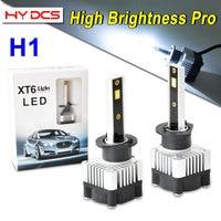 Car LED Light Bulb,9003 H4 Car LED Headlight with CREE Kits H7 H8 H3 H13 9005 9007,52W 7200LM Hi/Lo Beam Bulbs Lamp 6500K