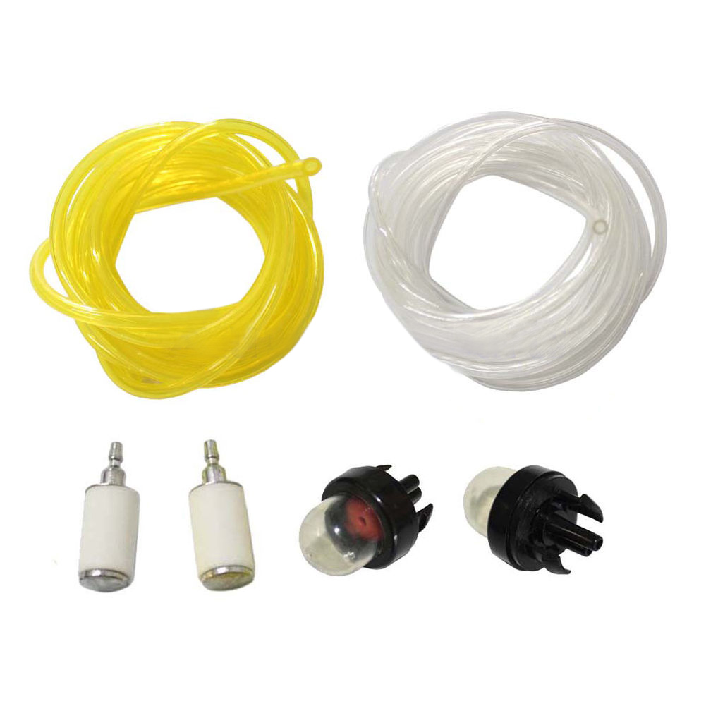 Craftsman Tygon 3 Feet Fuel Lines Filter Snap in Primer Bulb Chainsaw Accessaris pressure washers blowers Set