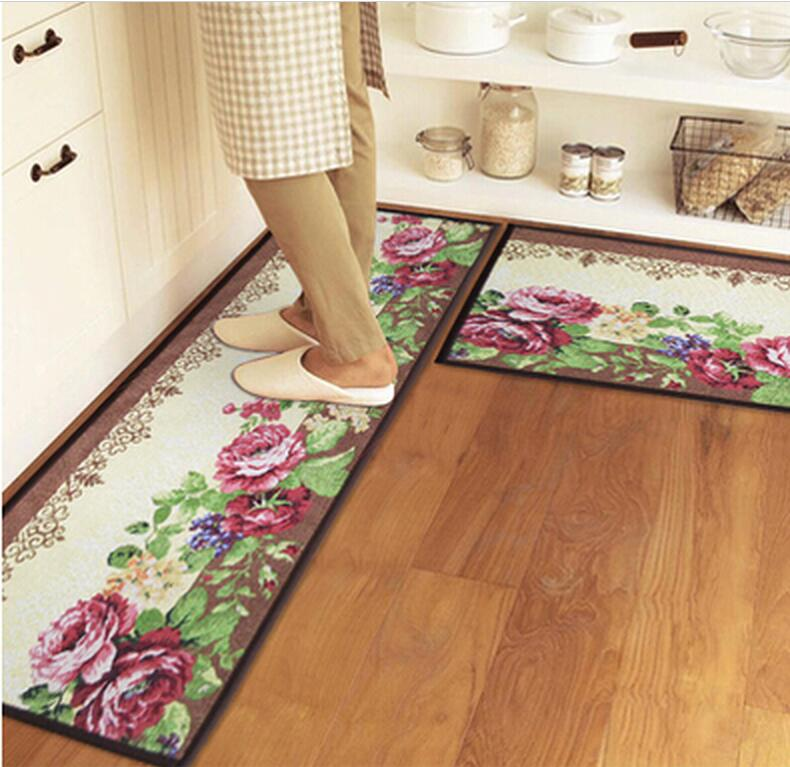 Kitchen Carpet Makeover Companies Anti Slip Mat Washable Bedroom Floor Rug Modern Bathroom Hallway Aisle Area In From Home Garden On Aliexpress Com Alibaba Group