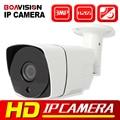 Boavision Безопасности 3-МЕГАПИКСЕЛЬНАЯ Ip-камера H.265 Onvif Водонепроницаемый Ночного Видения P2P Облако Видеонаблюдения Камера Наружного POE Опционально