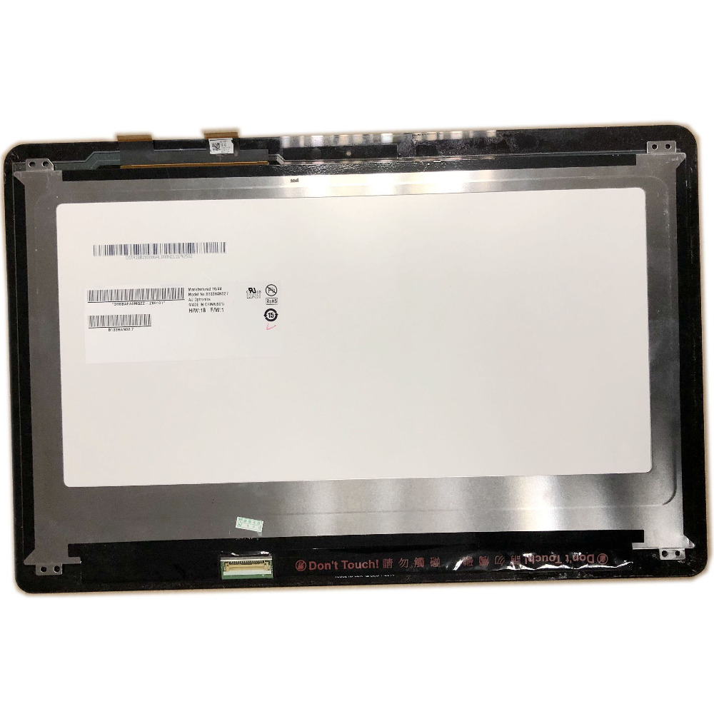 For Asus Zenbook UX360U UX360UA Series Full LCD Screen Display + Touch Digitizer Glass Assembly B133HAN02.7 13.3LCD NO Frame For Asus Zenbook UX360U UX360UA Series Full LCD Screen Display + Touch Digitizer Glass Assembly B133HAN02.7 13.3LCD NO Frame