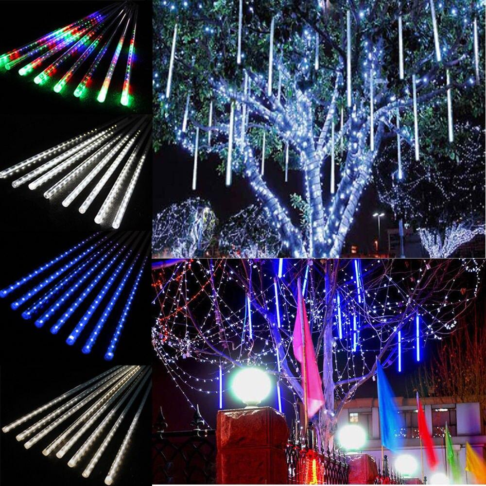 ???30cm 50cm led string light ? Christmas Christmas light Meteor Shower ? Falling Falling Star ...