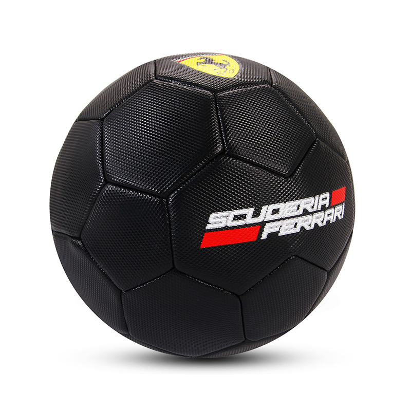 Official Size 5 Standard PVC Soccer Ball Outdoor Sport Training Football Balls Red Color For Kids Adult (5)
