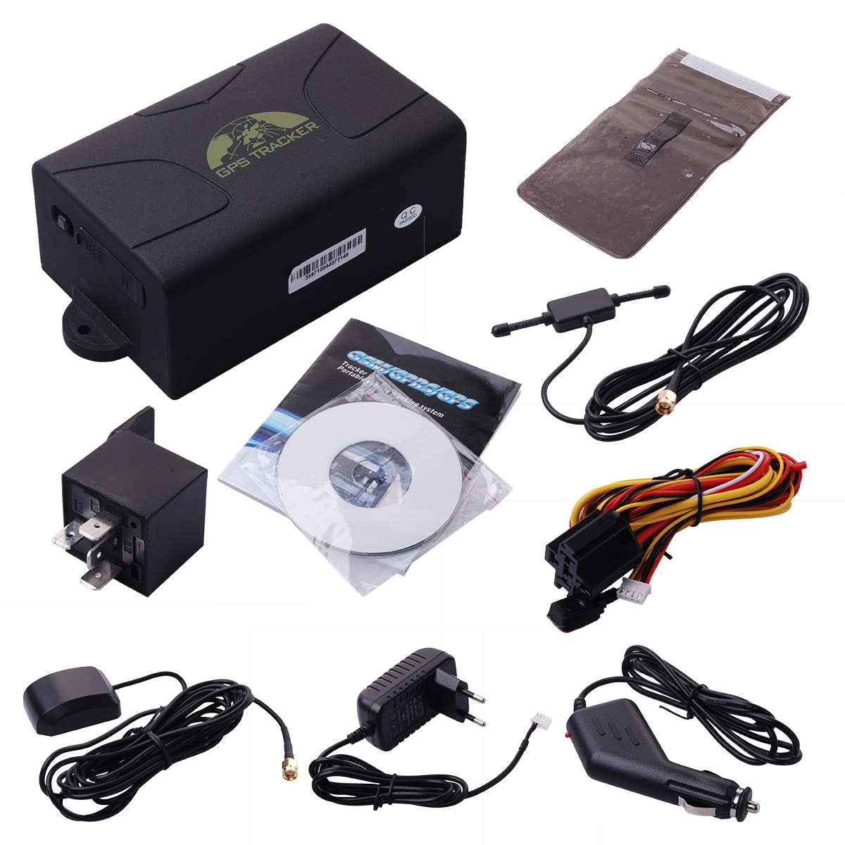Aliexpress Com Buy Mini Realtime Gsm Gprs Gps Tracker Car Vehicle Tracking System Device Tk Ma From Reliable Gps Glonass Suppliers On Xcs Motor Co