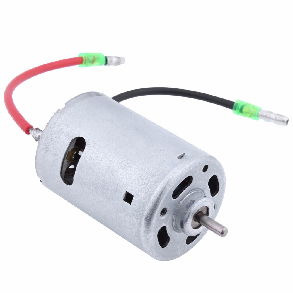 03011 26T Turn RS550 / RS540 Brush Engine Motor For Electric Power 1/10 RC Truck Buggy HSP Himoto Redcat Racing Models aluminum water cool flange fits 26 29cc qj zenoah rcmk cy gas engine for rc boat