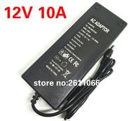 LX1210 DC12V 10A LED Light Power Adapter LED Power Supply Adapter Transformer For 5050 3528 2538