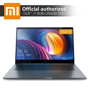 15.6'' Xiaomi Pro Notebook 8GB RAM 256 SSD Intel Core i7-8550U Quad Core CPU 2GB GDDR5 Computer Fingerprint Recognition Laptop