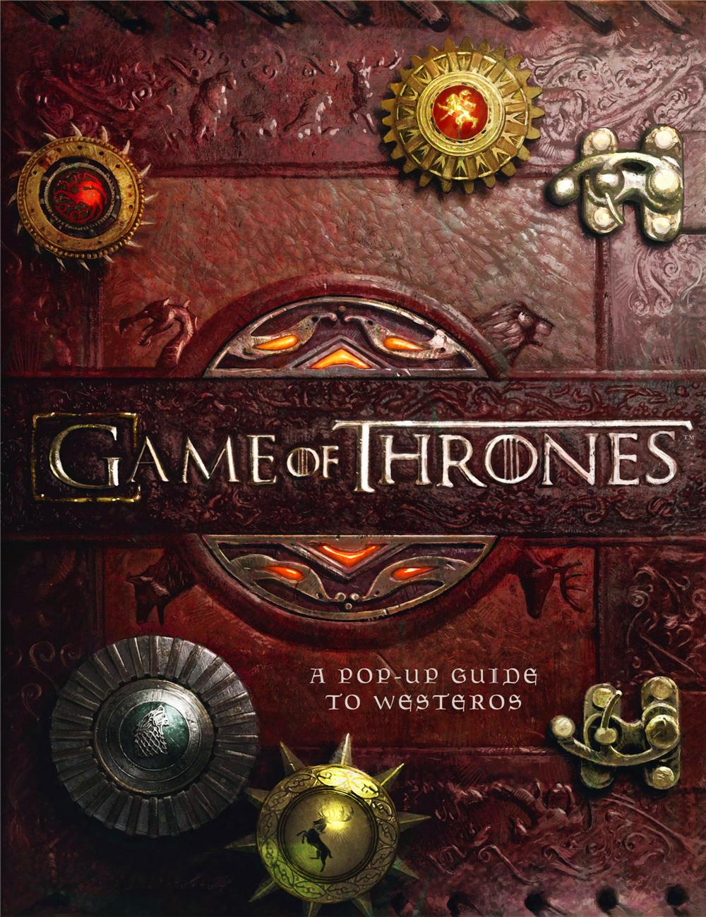 Free Shipping New 2015 Custom Game of Thrones Book Movie