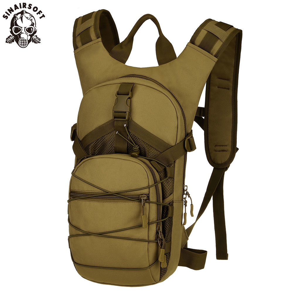 82b3d71e38 15L Sport Military Tactical Climbing Backpack Camping Hiking Trekking  Rucksack Travel Hunting Bags Cycling Water bag