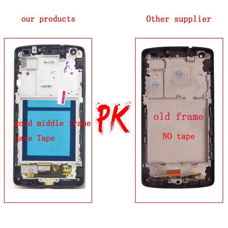 Google-Nexus-5-D820-D821-Black-LCD-Display-Touch-Screen-Digitizer-Assembly+Frame--PK-120--(3)