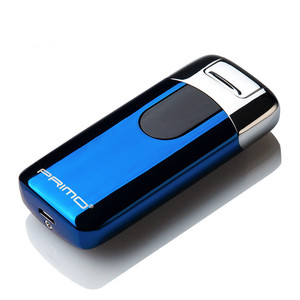Image 5 - LED Screen Dual Arc USB Lighter Rechargeable Electronic Lighter Cigarette Accessory Plasma Induction Palse Pulse Thunder Lighter