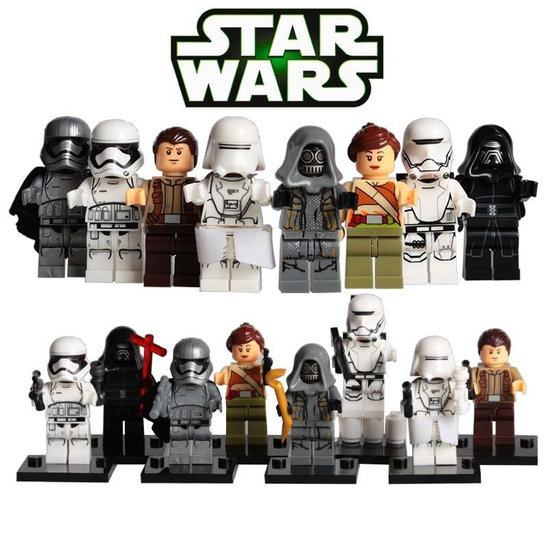 CHEWBACCA or STORMTROOPER New Genuine Lego Star Wars minifigure HAN SOLO