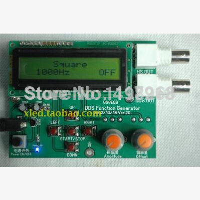 New Function Low Frequency Testing DDS Generator DDS Module Sine Square DDS Signal Generator