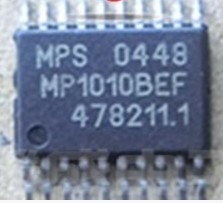 <font><b>MP1010BEF</b></font> MP1010 integrated circuit image