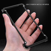 Airbag Metal Case For Samsung Note 8 Case Personality Airbag Shell For Galaxy Note8 Metal Bumper