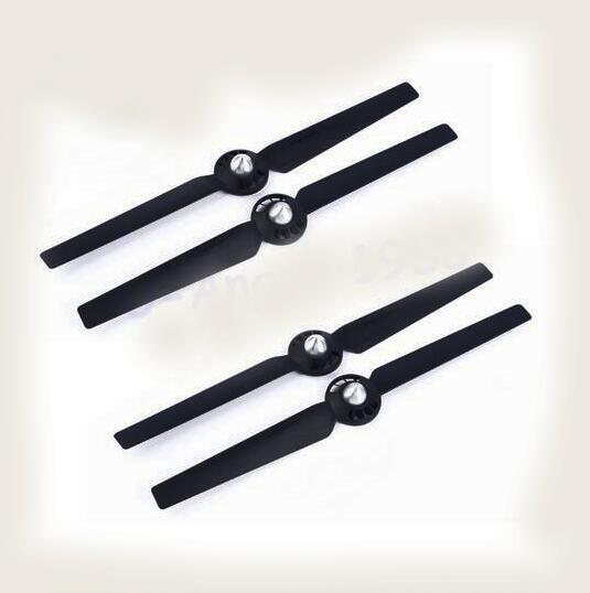 4pcs/lot YUNEEC Q500 Quadcopter Propeller A B Props CW/CCW Propeller For 4-axis RC Plane Quadcopter Vision FPV (2 pair)