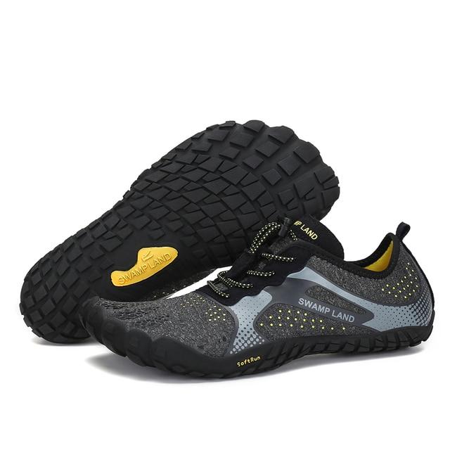 740e9f2f77 Summer Water Shoes Men Beach Sandals Upstream Aqua Shoes Man Quick Dry  River Sea Slippers Diving