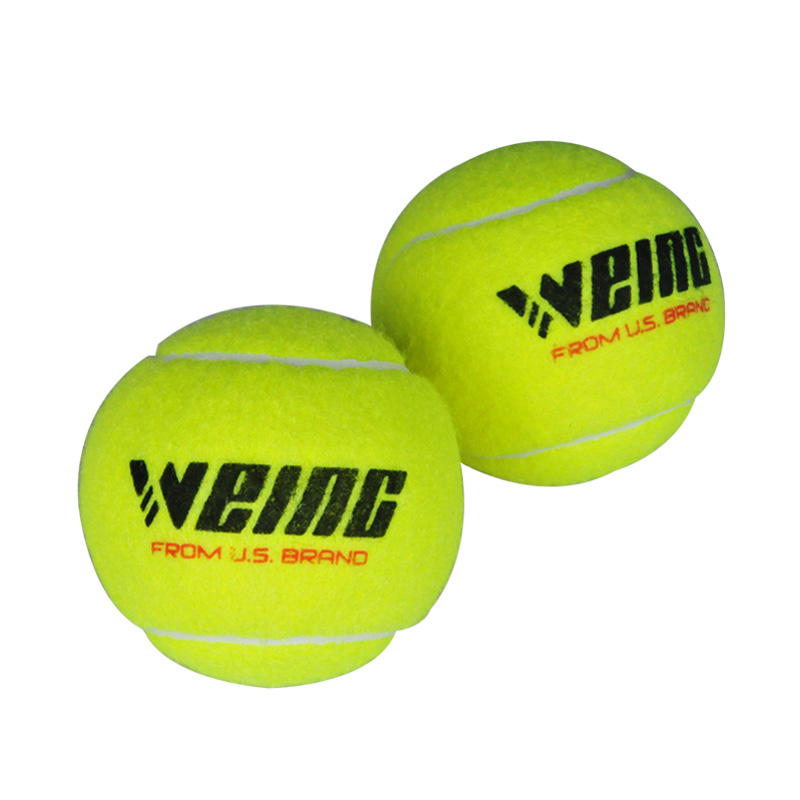 WEING Tennis Wd-20 Ball 3 Only Comes In Yellow And Green