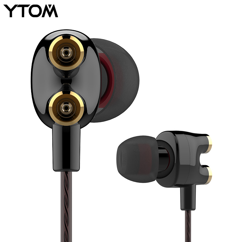Wired dual driver noise cancelling earphones jack bass headphone earbuds for iphone samsung xiaomi HTC phone ear zst  headset original xiaomi mi hybrid earphone in ear 3 5mm earbuds piston pro with microphone wired control for samsung huawei p10 s8