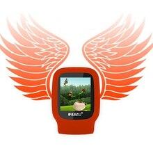 Original RUIZU X09 mini Deporte Reproductor de MP3 de 4 gb Con Pantalla Puede Jugar 30 Horas de música mp3 Reproductor de Tarjeta Micro DEL TF de Audio FM Radio E-Book