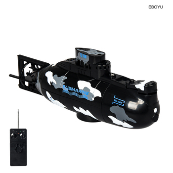6CH Speed Radio RC Electric Mini Submarine 1