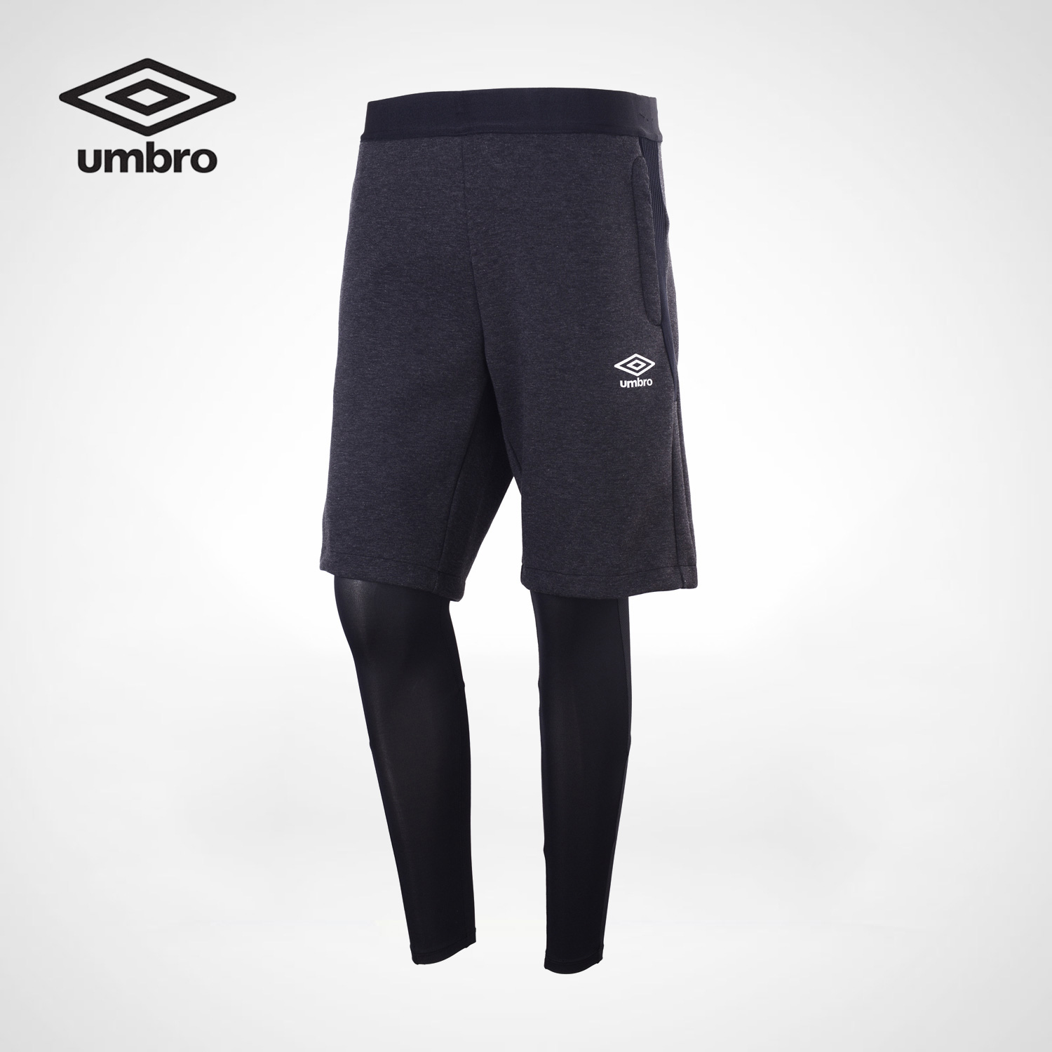 Umbro New Men Comfortable Training Sports Pants Leisure Relaxation Comprehensive Training Sportswear Long Trousers UCC63731 new 2018 men outdoor running sports pants striped full length leisure sport trousers comfortable breathable sweatpants