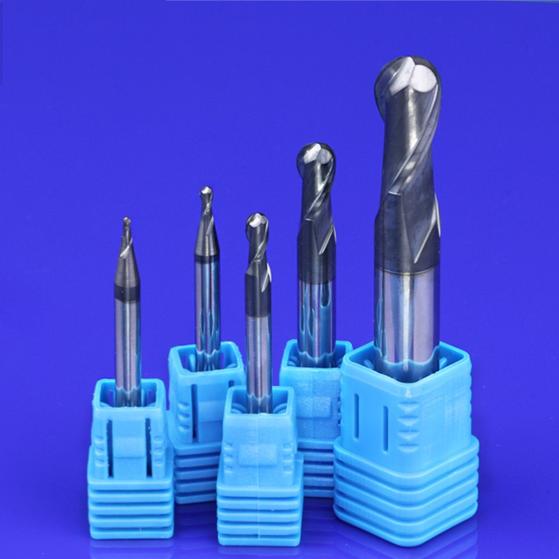 HQ Nc cutter milling 45 degrees of ball end mill tungsten coating R arc grooves худи print bar the walking dead