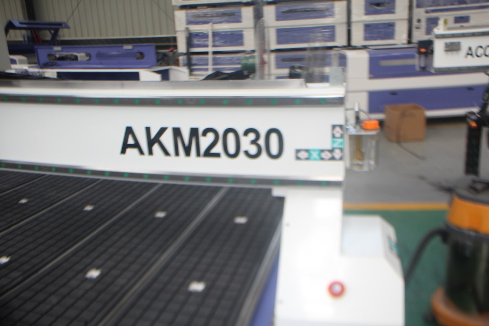 automatic wood cnc router AKM203high speed wood carving and acrylic cutting cnc foam cnc router machine price AKM2030 cnc router