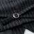 Marca de Roupa Nova Chegada Dos Homens do Estilo de Moda Colete Único Breasted Listrado Coletes Chaleco Hombre Homem de Negócios Venda Quente Colete