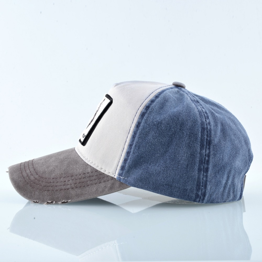 hight resolution of unisex baseball cap men women fashion animals embroidery snapback hat spring