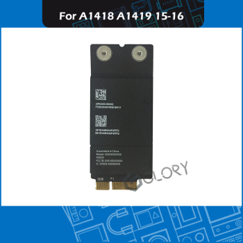AirPort WiFi WLAN Card BCM943602CDPAX Module 653-00005 For iMac A1418 A1419 2015 2016
