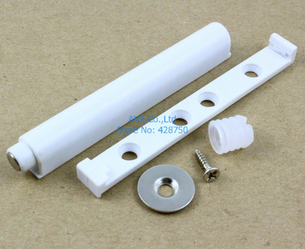 Magnet Kitchen Cupboard Doors Aliexpresscom Buy 10pcs Magnet Push To Open System For Kitchen