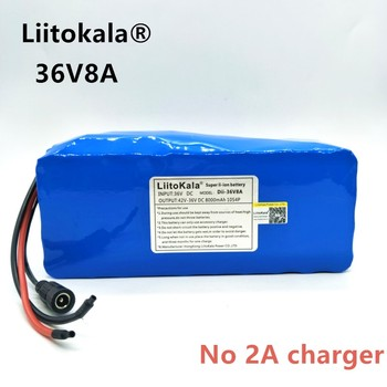 HK Liitokala 36 V 8ah bateria DE Alta's capacitonidade pacote DE Massa + nao incluem 42 V 2A chager