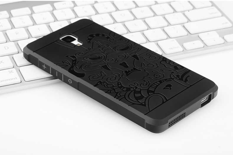 ae6edadf756 ... Luxury phone case For Xiaomi Mi4 mi 4 High quality Soft silicon  Protective back cover cases