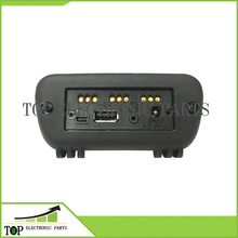 Original for Trimble Nomad Bottom Cover with Cradle Connector Module (USB) Replacement, spare parts for Trimble Nomad