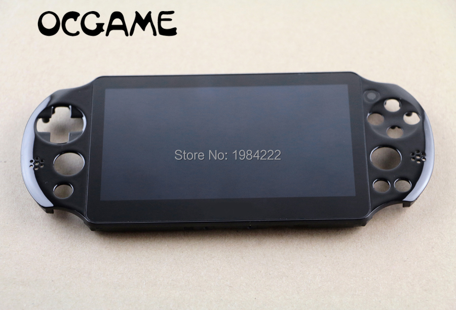 OCGAME Original New LCD <font><b>Screen</b></font> assemble with frame For PSV2000 LCD Display Panel For <font><b>PS</b></font> <font><b>Vita</b></font> <font><b>2000</b></font> image