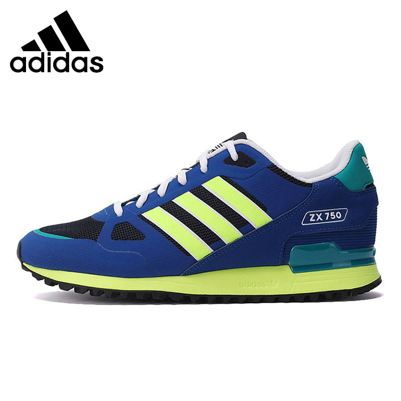 ADIDAS Original New Arrival Mens ZX 750 Basketball Shoes Breathable Waterproof Sneakers Shoes For Men #AQ3347 original new arrival 2017 adidas ball 365 inspired men s basketball shoes sneakers
