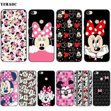 Minnie Mouse Girls Cute Case for Xiaomi