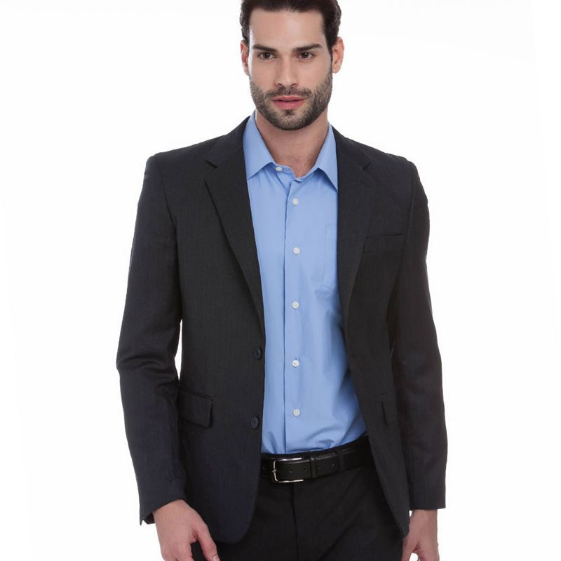 Black Suit Mens Business Dress Wedding Party Office Dates Veste Men S Clothing Suits 2016 Latest Coat Pant Designs In Blazers From