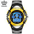 Girls Digital Watches SMAEL 30M Waterproof LED Display Sports Watches Colorful Cartoon Watches for Children Kids Gifts WS0616B