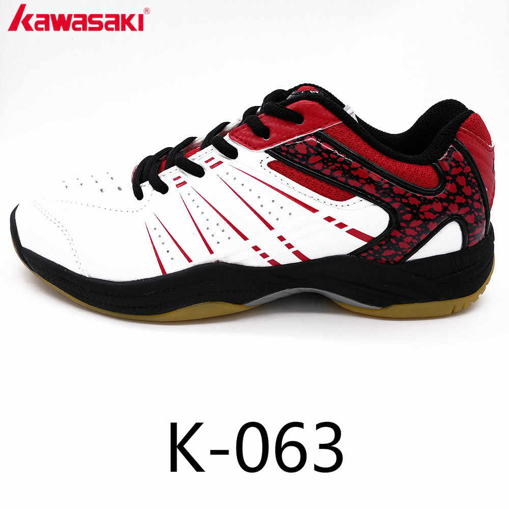 2018 Original Kawasaki Badminton Shoes Men And Women Zapatillas Deportivas Anti-Slippery Breathable K-062 063 For Lover